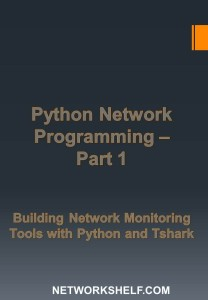 Python Network programming - Part 1