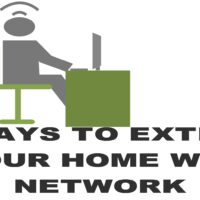 EXTEND HOME WIFI NETWORK